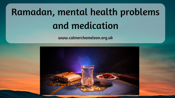 Ramadan; medication; eating disorders; fasting; mental health problems;
